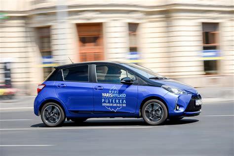 Autobild Yaris Test by Toyota Yaris Hybrid Test De Inteligență Headline Test
