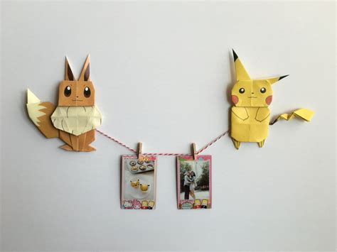 Eevee Origami - origami eevee pictures to pin on pinsdaddy