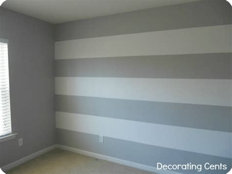 how to paint stripes on a bedroom wall back against the wall 15 wall designs somewhat simple
