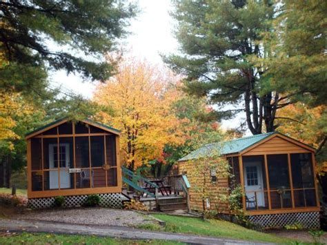 Silver Lake Park Cground And Cabins by Peaceful Lakeside Cing Picture Of Silver Lake Park