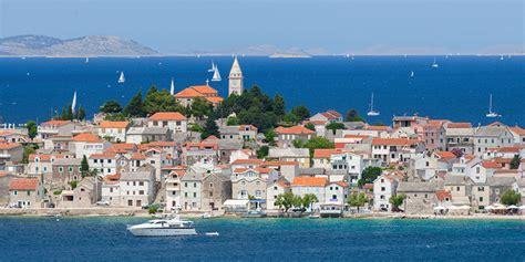 Mediterranean Style Houses adriatiq primosten holiday destination holiday in