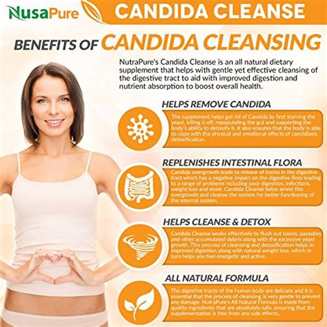 Side Effects Of Candida Detox by Buy Potent Candida Cleanse Yeast Infection Treatment And
