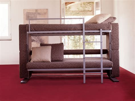 sofa bunk beds sofa bunk palazzo transforming sofa bunk bed room for