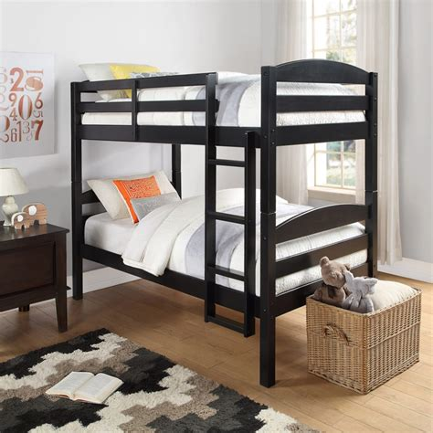 bedroom comfort bed design ideas  walmart bunk beds