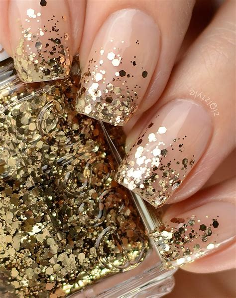 Whose Glittering Oscars Earrings Are Most Fab by 25 Best Ideas About Gold Tip Nails On Gold