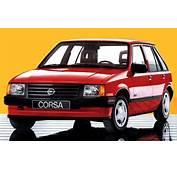 Opel Corsa Portugal 1989