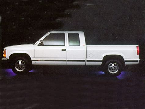 1995 gmc 2500 overview cars
