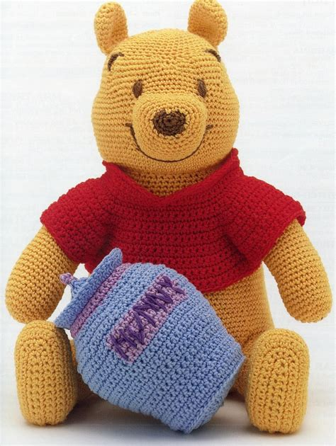 Pattern Crochet Winnie The Pooh | 18 best images about crochet on pinterest amigurumi doll