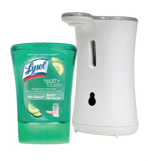 what thinks about stuff review lysol healthy touch