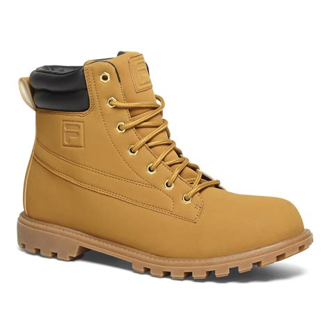 mens boots deals fila mens watersedge boots best price