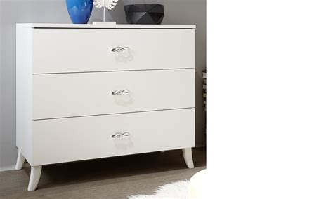 Commode Laque Blanche by Commode Blanche
