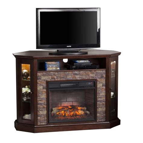 southern enterprises electric fireplace southern enterprises redden corner electric fireplace tv
