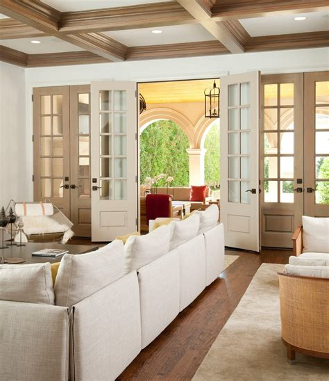 living room doors interior sliding french doors kitchen traditional with