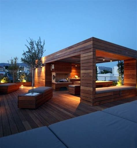 beautiful home rooftop terrace design ideas gravetics