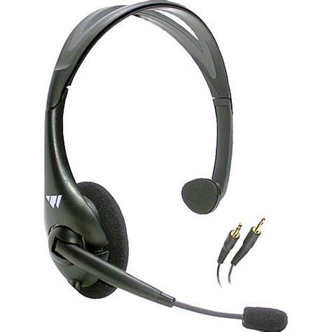 Headset Plus Microphone williams sound mic 044 2p headset microphone mic 044 2p b h