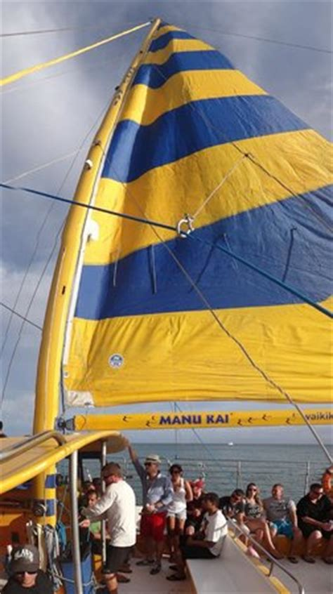 hoku boats the sail picture of na hoku ii catamaran honolulu
