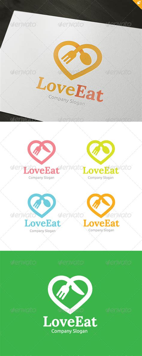 printable food fonts love food logo food logos restaurant service and print