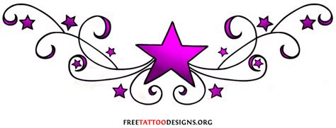 free star tattoo designs tattoos shooting and nautical designs