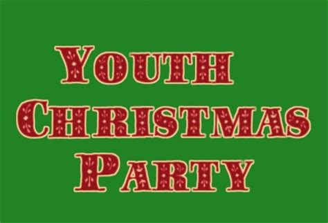 images of youth christmas party shelby street soldiers youth trips events
