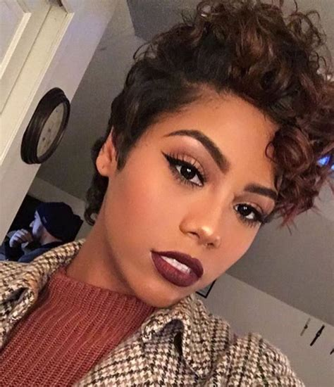 Hairstyles For Curly Hair Black by 25 Best Ideas About Black Curly Hairstyles On
