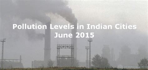 pollution levels  major indian cities june   air purifier