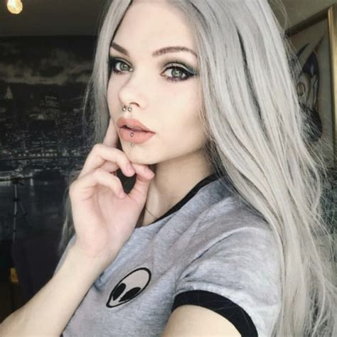 how to bring out the grey in hair platinum blonde highlights for gray hair dark brown hairs