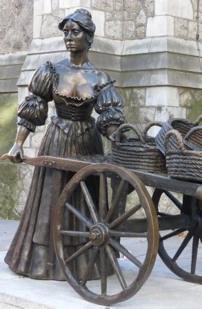 molly malone perhaps this most famous irishwoman was not