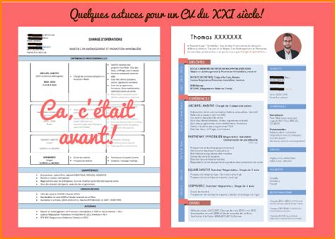 Mise En Page Cv by Cv Exemple Mise En Page Lettre De Motivation