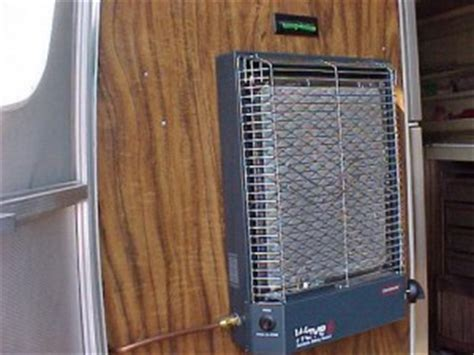 installing  camper van heater build  green rv