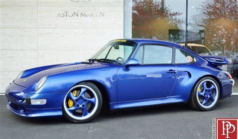 Porsche 993 Turbo S by Porsche 993 Turbo S How To Buy