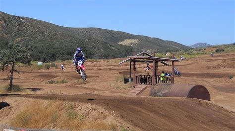 motocross racing in california california court of appeal puts the brakes on