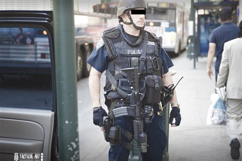nypd police equipment section nypd a quasi military organization according to