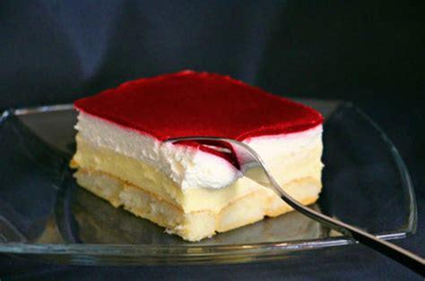 himbeer pudding kuchen backrezepte himbeer puddingcreme schnitten kuchen ohne