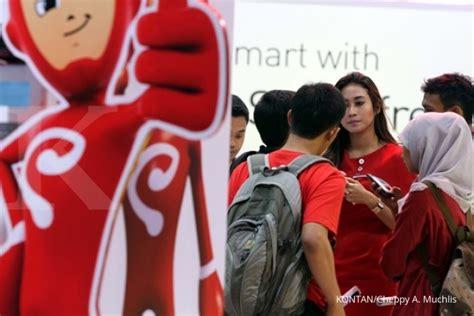 Smart Fren Rp 10 000 garap 4g smartfren rogoh us 500 juta