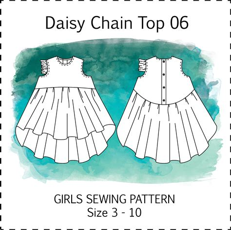 xat new pattern 2015 new pattern daisy chain top 06 lily sage co