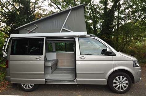 Volkswagen California SE campervan review: Caravan Guard Blog