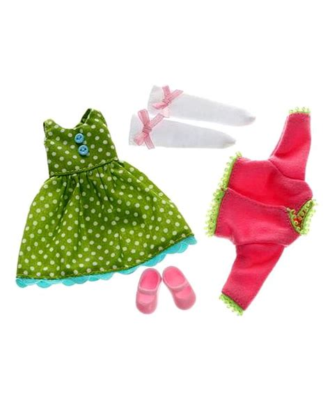 lottie doll clothes australia lottie dolls accessory set flower power dress