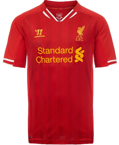 Polo Shirt Liverpool 02 images liverpool new 2013 14 home kit revealed new