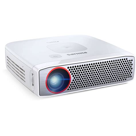 Proyektor Philips philips picopix ppx4835 350 lumen pocket projector ppx4835 b h