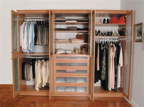 organizing bedroom closet closetorganizerssystems1166 wardrobe pinterest