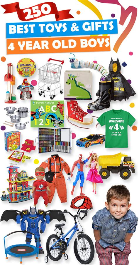 best gifts and toys for 4 year old boys 2018 toy buzz