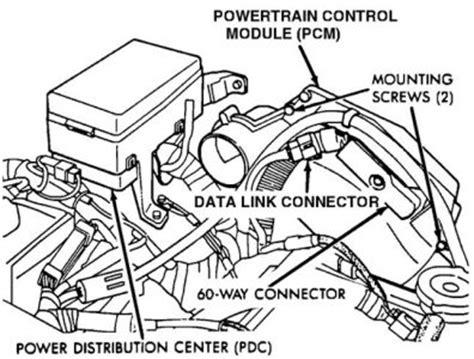 1992 Chrysler New Yorker Engine Cranks Wont Start