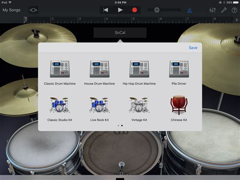 Garageband Browser How To Enable New Instruments In Iphone And
