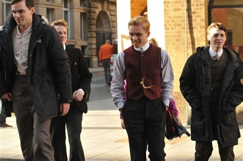 tolkien biography film tolkien cast members parade through liverpool for lord of