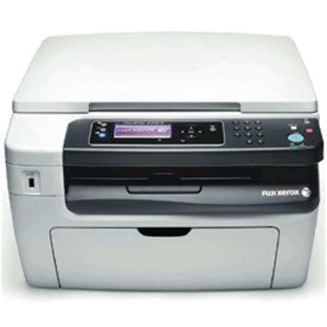 Tinta Fuji Xerox M205b Fuji Xerox Docuprint M205b A4 Multifunction Led Printer