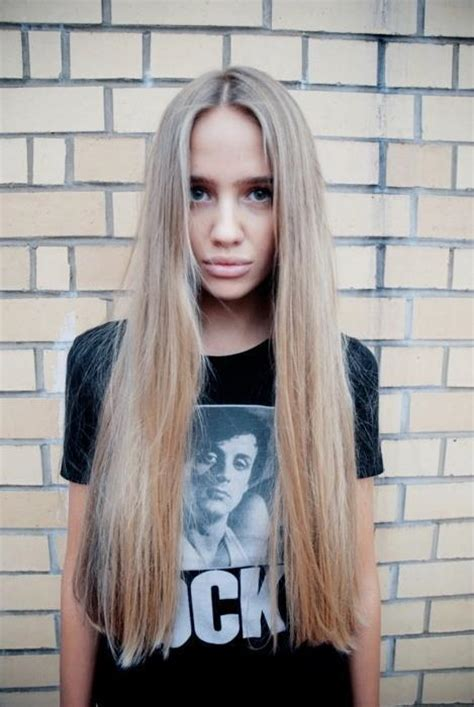 Medium Ash Blonde Hair Tumblr | trending tumblr