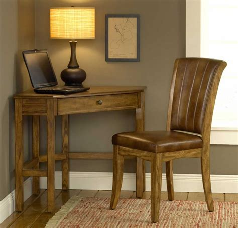 small solid wood desk corner desk small spaces and chairs cozy corner desk small