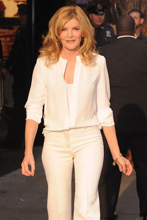 Rene Russo 2014 | rene russo arriving to appear on good morning america in