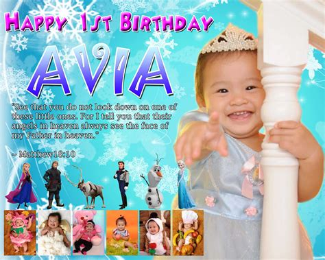 frozen wallpaper for tarpaulin frozen theme birthday tarpaulin pictures to pin on