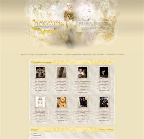 coppermine gallery themes free coppermine theme lgo 2 by dontcallmeeve on deviantart